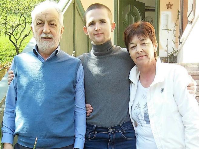 Valery, bimbo di Chernobyl, oggi è figlio di chi lo ospitò