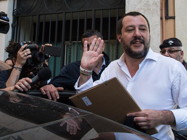 L'attesa di Salvini per il Friuli: «Domenica Di Maio  avrà un'altra mazzata»