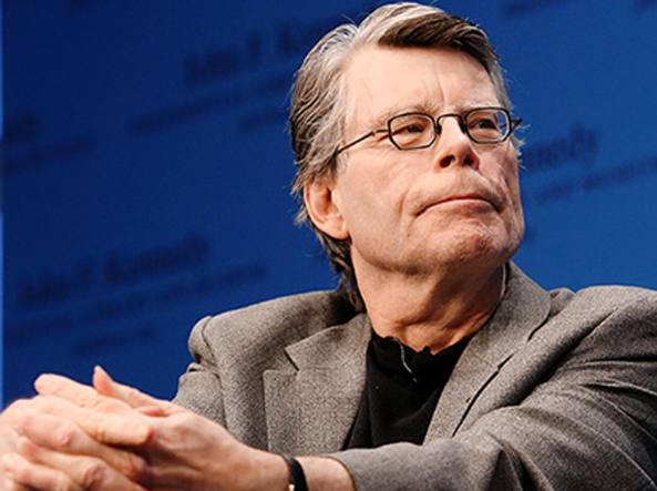 Stephen King (Getty Images)