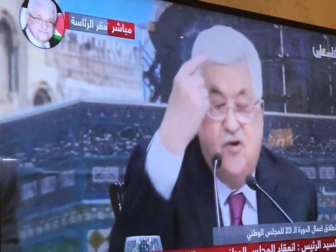 Abu Mazen: «Gli ebrei causa della Shoah per il loro comportamento»