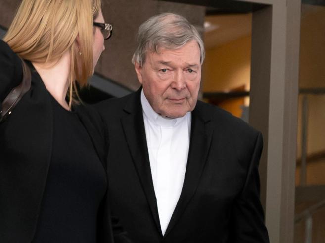 Pedofilia, il cardinale Pell a processo in Australia