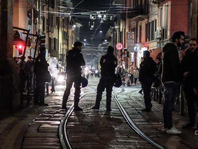 Violenza a Milano, salvata una ragazza