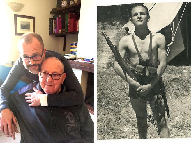 «Mio nonno partigiano, morto poche ore dopo avere letto l'articolo sulla sua vita»