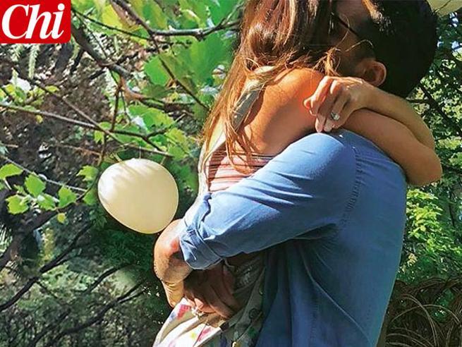 Belen Rodriguez e l'incontro con Corona: «A Fabrizio non rinuncio»