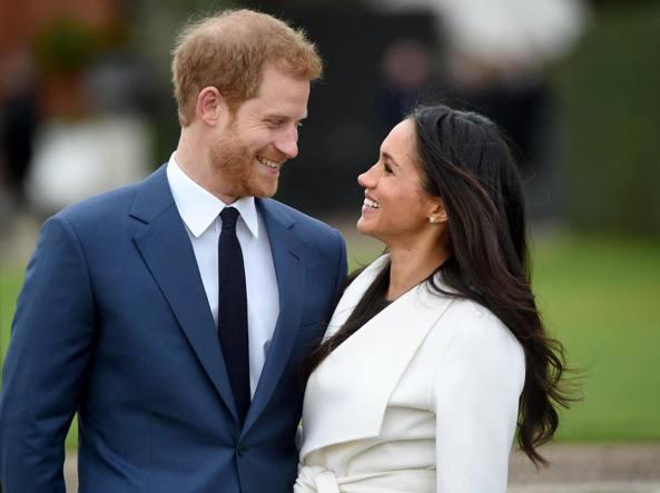 Pranzo Nuziale In Inglese : Harry meghan cittadini invitati alle nozze ma con il