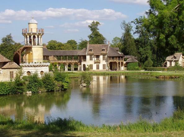 Versailles Apre Al Pubblico Il Villaggio Bucolico Di Maria