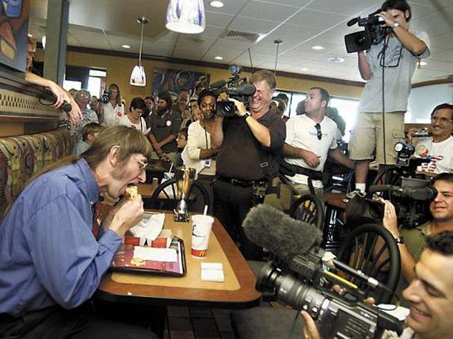 Don Gorske, l'uomo che ha mangiato 30.000 Big Mac in 46 anni