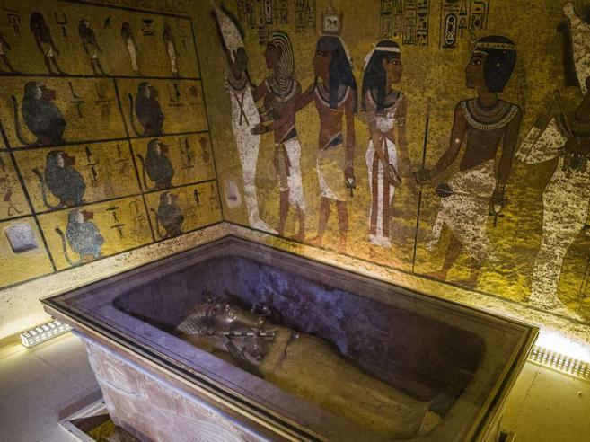 Non esistono camere segrete sotto la tomba di Tutankhamon