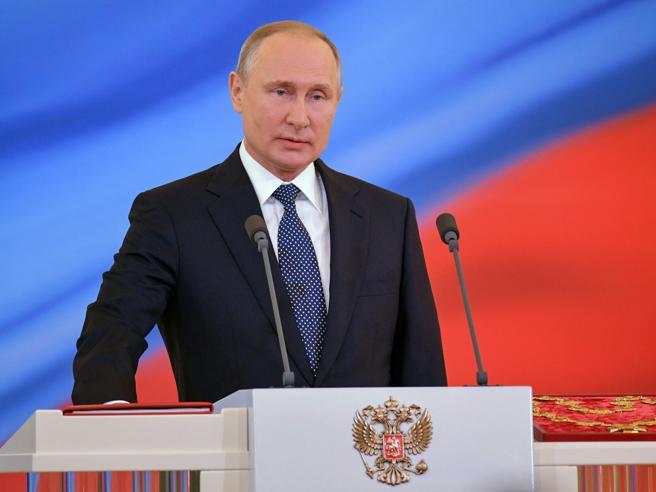 La quarta volta di Putin|Le fotoLo «zar» e lo sport: le immagini