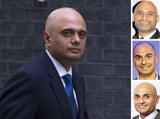 Il ministro Javid e i suoi 4 fratelli figli di immigrati e di successo