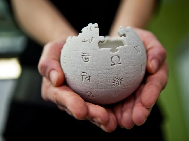 La fonte più citata su Wikipedia è uno studio sul clima di tre australiani