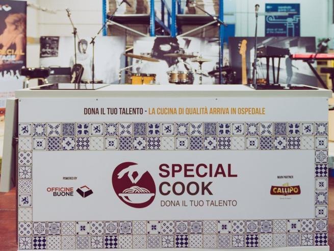 Lo chef Roberto Cazzato è il vincitore di Special Cook, il talent negli ospedali