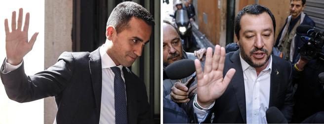governo, chiuso il contratto m5s-lega: da sciogliere 6 nodi «si tratta a oltranza per il premier» - il corriere