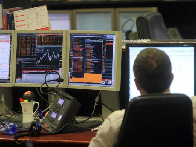Spread a 150 punti.  Borsa in caduta:-2%Il commento - Se si scherza con ...
