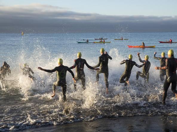 Vasca Da 25 Metri Tempi : I maratoneti del mare: così si costruisce il nuoto di resistenza