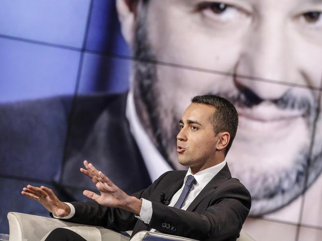 Governo M5S-Lega |  il contratto di Salvini e Di Maio |  l'ultima bozza in 39 pagine