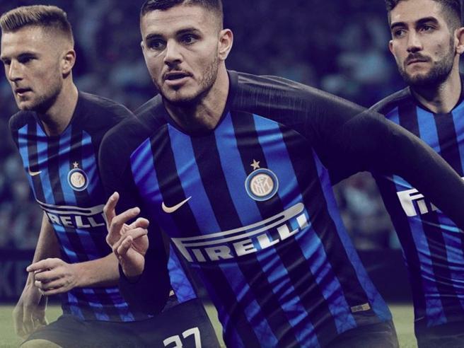 Dalla Juventus all'Inter al Milan, le nuove maglie della serie A 2018-2019