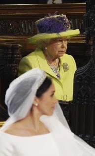 Matrimonio Harry In Chiesa : Harry e meghan il giorno del matrimonio royal wedding corriere.it