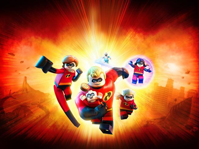 Lego Gli Incredibili, il multiplayer è «da divano»