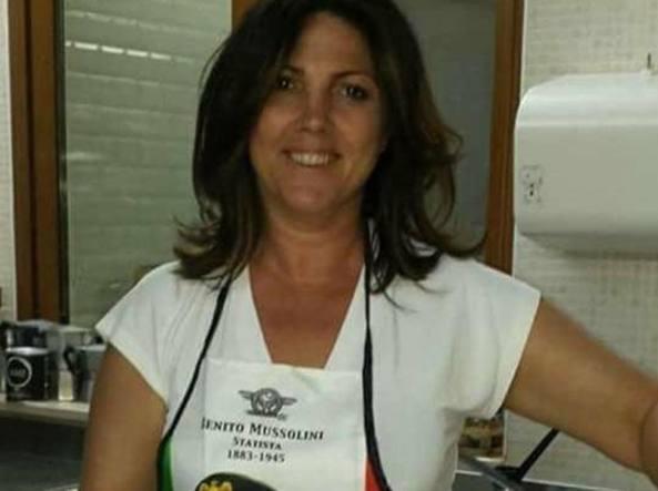 Vicesindaca in cucina col grembiule di Mussolini, l\'Anpi: si dimetta ...