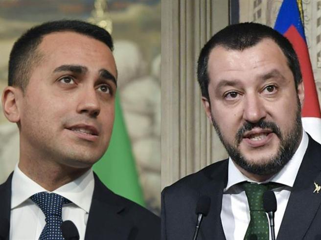 Governo, incontro Di Maio Salvini in mattinata a RomaI prof