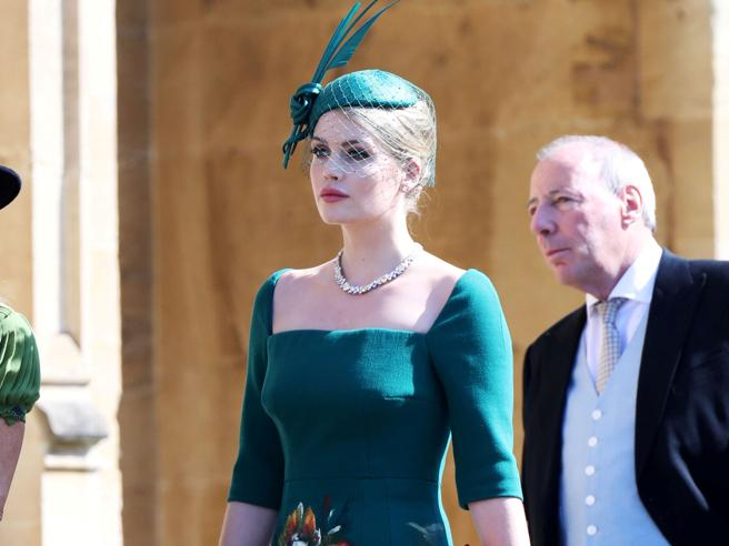 Kitty Spencer, chi è la più ammirata del Royal Wedding