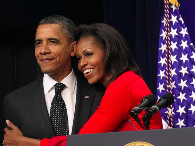 Barack e Michelle Obama produrranno contenuti per Netflix