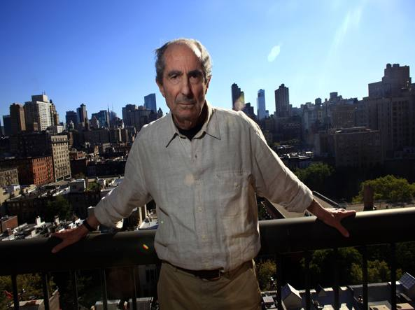 Philip Roth (Reuters)