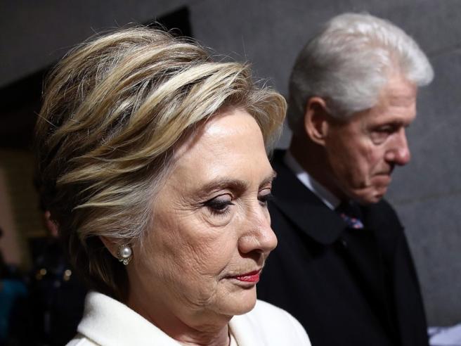 La caduta dei Clinton, l'ex clan politico più potente d'America