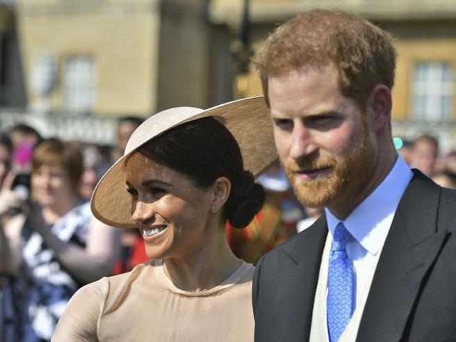 Harry e Meghan: la prima uscita ufficiale dopo il matrimonio per il 70esimo compleanno di Carlo