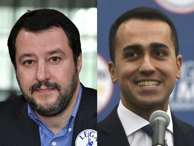 Governo, rispunta Di Maio premierE Giorgetti andrebbe all'E