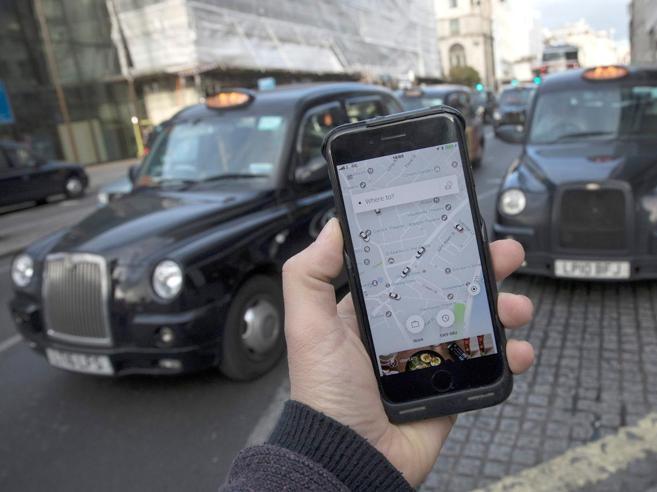 La svolta buona di Uber: infortuni, malattia e maternità pagati