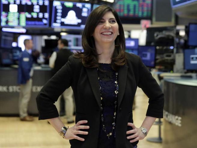 Stacey, la prima  donna in 226 anni alla guida di Wall Street