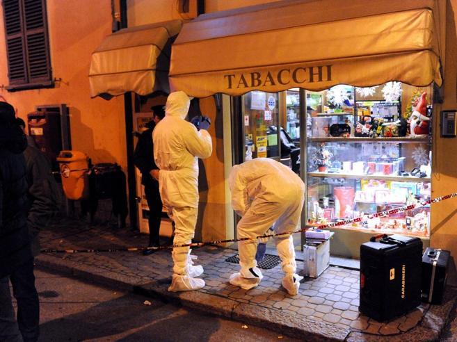 Asti, il tabaccaio ucciso dalla banda dei cinqueIl video d