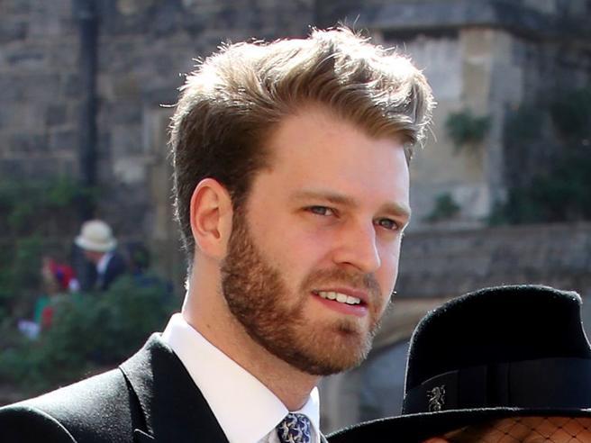 Louis Spencer, il nipote (single) di Lady Diana ha fatto strage di cuori al matrimonio di Harry e Meghan