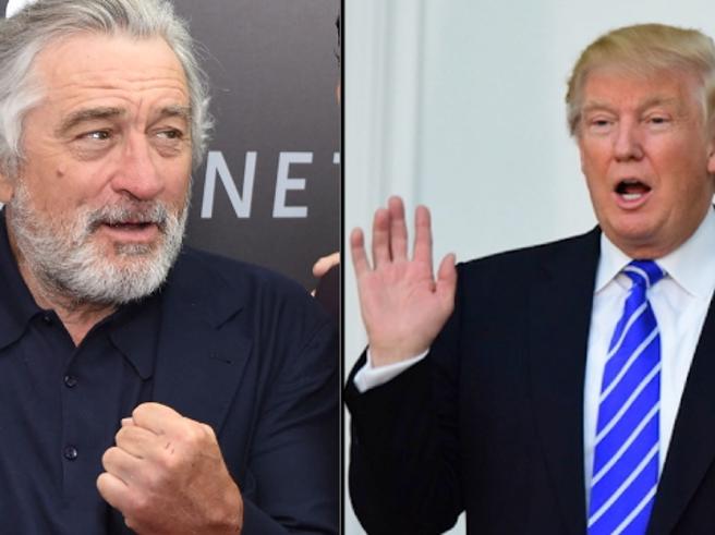 De Niro: «Trump non può più entrare nei miei ristoranti»
