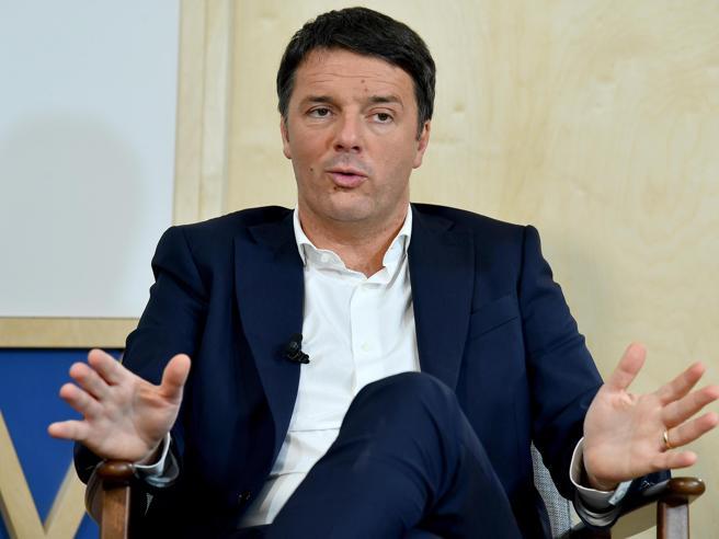 E Renzi attacca Di Maio, Di Battista e Travaglio:  «Ora voi gli incoerenti»
