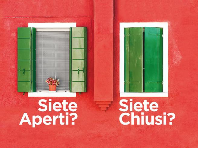 Preferite una società aperta o una società chiusa?
