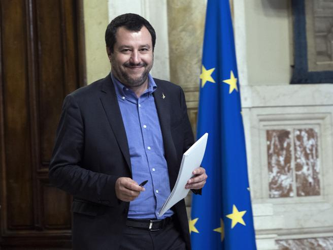 L'aut aut di Salvini: «O si parte o si vota Stasera nostra l
