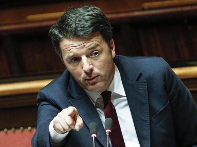 Renzi: «Altro che complotto di Bruxelles. Spread ai massimi
