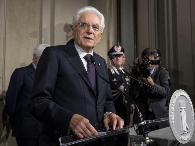 E Mattarella chiese ai leader: «Perché non volete Giorgetti