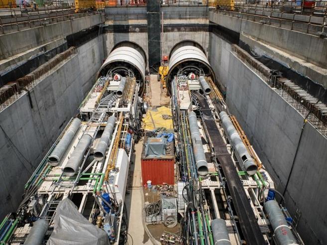 Milano, la metro 4  in ritardo di dieci mesi Ma apriranno i tratti ultimati Le tappe