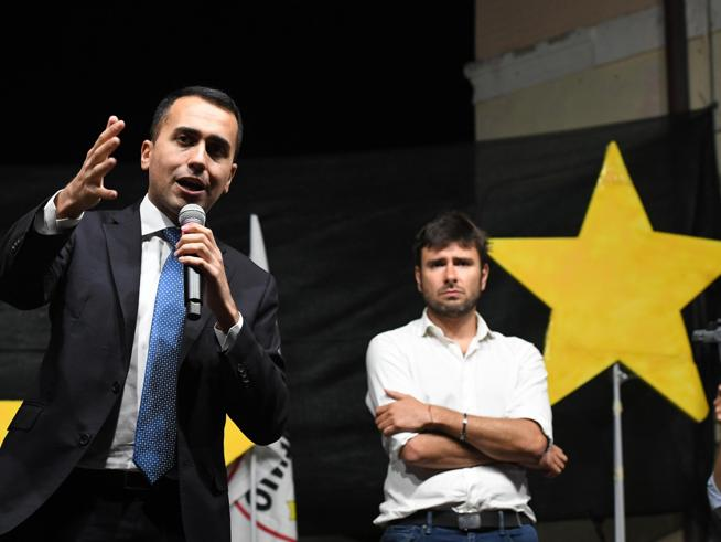 Di Maio e il disperato tentativo di convincere Salvini e Sav
