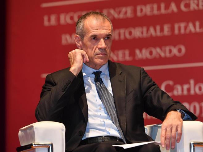 Cottarelli convocato al Quirinale, Tronca e Cantone in squa
