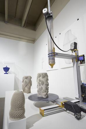 La stampante 3d per creare vasi e piastrelle in ceramica for Creare casa in 3d