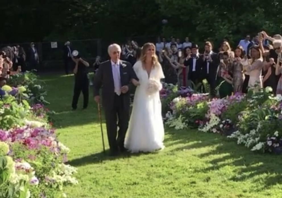 Matrimonio Bossari Lagerback : Filippa lagerback daniele bossari matrimonio vip foto