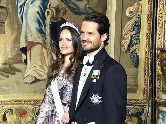 Carlo Filippo e Sofia di Svezia, la coppia reale più amata su Instagram