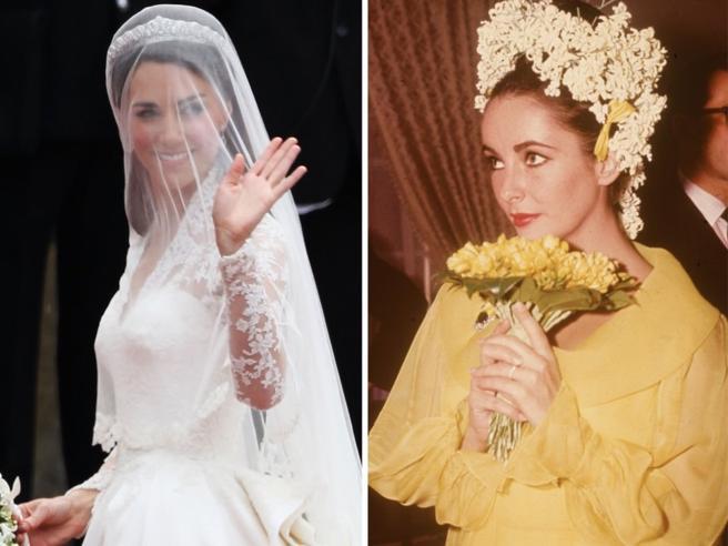 Ecco gli abiti da sposa più belli della storia
