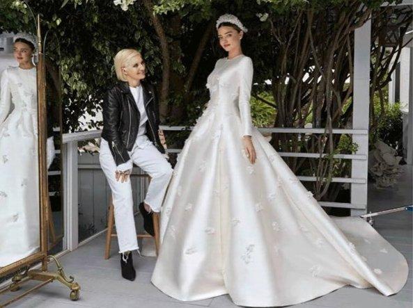 d2c059341333 Ecco gli abiti da sposa più belli della storia - Corriere.it