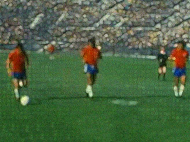 Cile-Urss, la non partita (col non gol al non avversario)